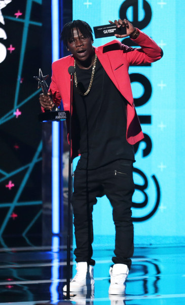 Stonebwoy 'begs' for second BET nomination