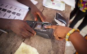 Voter Biometric Verification