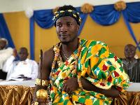General Captain of the Black Stars, Asamoah Gyan