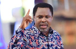 Why I don't put my wife, daughters in the spotlight – TB Joshua
