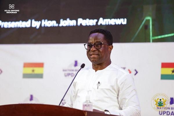 US$15 billion pledged for Ghana's petroleum hub