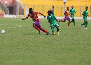 Hearts of Oak drop points again in Ghana Premier League, Republik City News