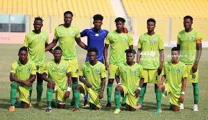 Bechem United team