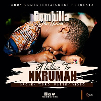 Poet Gombilla releases video for 'Letter to Kwame Nkrumah'