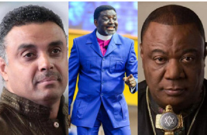 Rev. Heward Mills, Rev. Agyin-Asare and Bishop Duncan Williams have been indicted in controversies