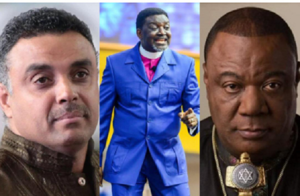 6 popular Ghanaian pastors whose controversial comments landed them in trouble