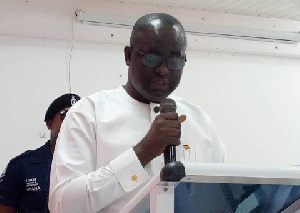 Dr Hafiz Bin Salih, Upper West Regional Minister