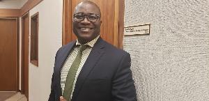 Lawyer Kwame Abrefah