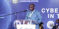 Deputy Communications Minister, Alexander Kodwo Kom Abban