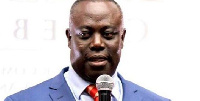 General Superintendent of the Assemblies of God Church, Paul Frimpong-Manso