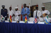 Ghana and other countries sign MoU on maritime patrol