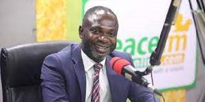Radio personality, Odi Ahenkan Kwame Yeboah