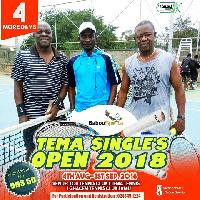 The tournament kick off on Saturday