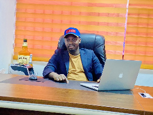 CEO of WatsUp TV,  'Abd' Traore
