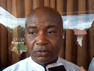Stephen Ayensu Ntim, a former National Vice Chairman of the New Patriotic Party