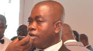 Sampson Ahi MP Ashaiman