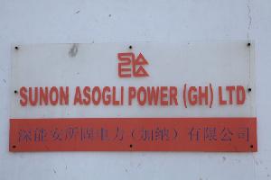 Sunon-Asogli Power Company