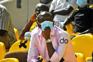 Black Stars coach, Charles Kwablan Akonnor