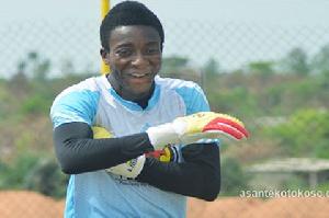 Felix Annan Goalkeeper