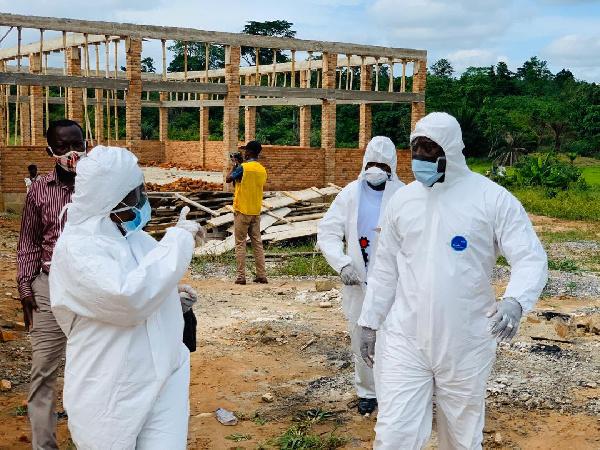Coronavirus: 1D1F Secretariat conducts impact assessment on operation of factories
