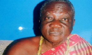 Togbe Ananze is alleged to have disrespected customs and traditions of the area.
