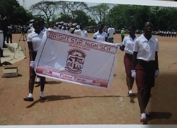 We do not buy grades, questions for our students – Bright SHS PRO