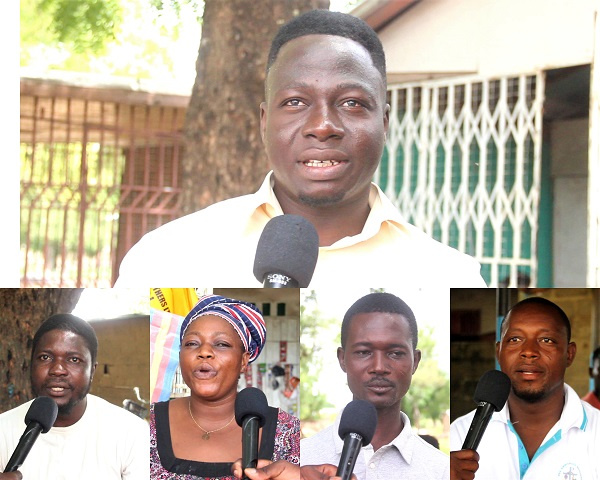 Residents of Paga want government to increase security in the border town