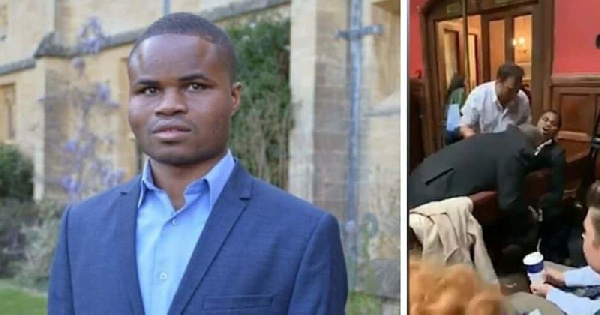 Ghana High Commission in UK unhappy with maltreatment of Ghanaian student