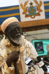 Chief Imam Dr Sheikh Osmanu Nuhu Sharubutu