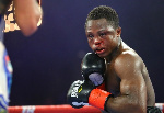 Dogboe was battered by Naverette