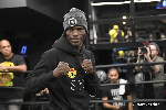 Richard Commey, former IBF Lightweight Champion