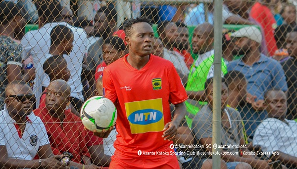 Kotoko defender Christopher Nettey suspended for Bechem United clash