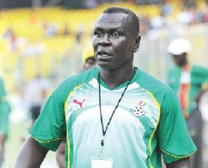 Former Asante Kotoko player, Frimpong Manso