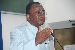 Dr Owusu Afriyie Akoto, the Minister of Food and Agriculture