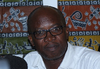 Communication team member of the  New Patriotic Party, Atta Fordjour