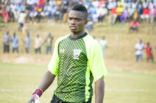 Enyimba FC interested in signing Medeama goalkeeper Eric Ofori Antwi