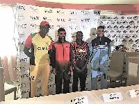 Ghana won toss
