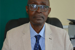 Western Regional Director of GHS, Naa Dr. Jacob Mahama