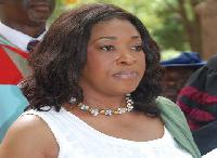 Shirley Ayorkor Botwey, Foreign Affairs Minister
