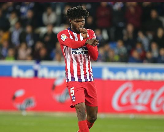 Thomas Partey 'wants Arsenal transfer completed as quickly as possible'