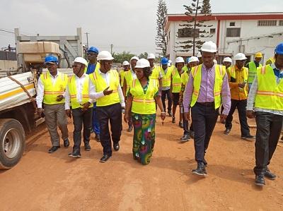 Gifty Ohene Konadu and management of Kasapreko
