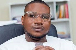 Executive Secretary of ASEPA, Mr. Mensah Thompson
