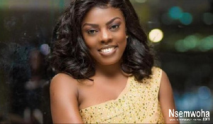 Nana Aba Anamoah is a popular broadcast journalist