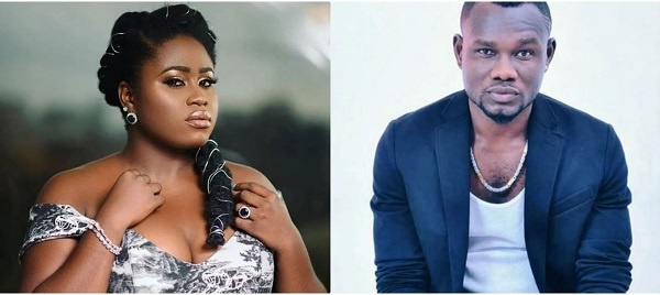 Lift of lockdown: Lydia Forson, Prince David Osei 'clash' on Twitter