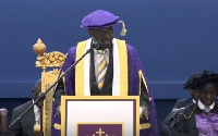 Most Rev. Dr. Charles Argyin Asare, Chancellor of Perez University College