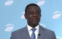 Former Chief Executive Officer of the Ghana Cocoa Board, Dr Stephen Opuni