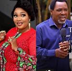 Nigerian actress, Jaiye Kuti and TB Joshua