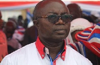 Osei Assibey Antwi was KMA Mayor from 2017 to 2021