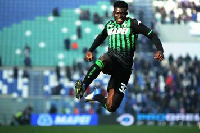 AC Milan's loan offer offer Duncan has been rejected by Sassuolo