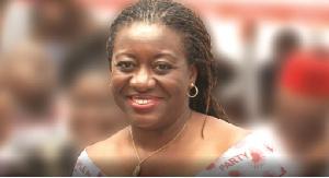 Brigitte Dzogbenuku PPP Vice Presidential Candidate7